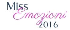 logo miss emozioni 2016